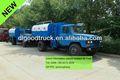 Nueva Dongfeng side loader camión de la basura basura compactadores de rechazar compactador 0086-13635733504