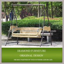 Hot sale! Indoor rattan swing chair