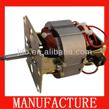 kitchen equipment copper coated aluminum small motor home 30000rpm