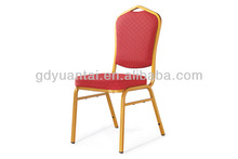 Hot Sale Banquet Wedding Iron Chair Restaurant Chair YE-005
