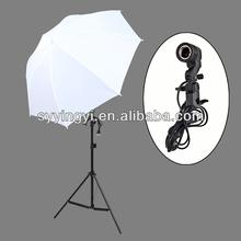 Continuous Lamp Bulb 5500K Photography Photo studio Umbrella light Stand Studio Lighting umbrella Kit Set