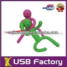 Hot-Sale 1GB 8GB 16GB 32GB cartoon USB flash drive gift