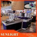 2014 top venda tubo espiral de papel artesanato máquina de enrolamento
