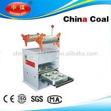 plastic cup sealing machine (cup sealer ) manufacturer for milk tea