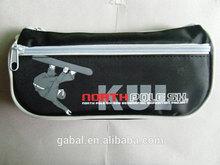 hi quality boat shape kids child school novelty nylon school pencil case bag box pouch