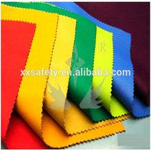 No melting xinxing finished 380 gram EN11611 100 cotton flame retardant canvas for workwear