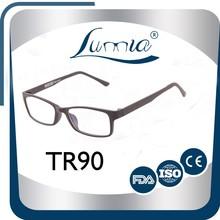 Colorful spectacle glasses tr90 latest fashion eyeglasses optical frame