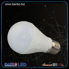 E27B22 SMD led bulb ceramics daylight sensor