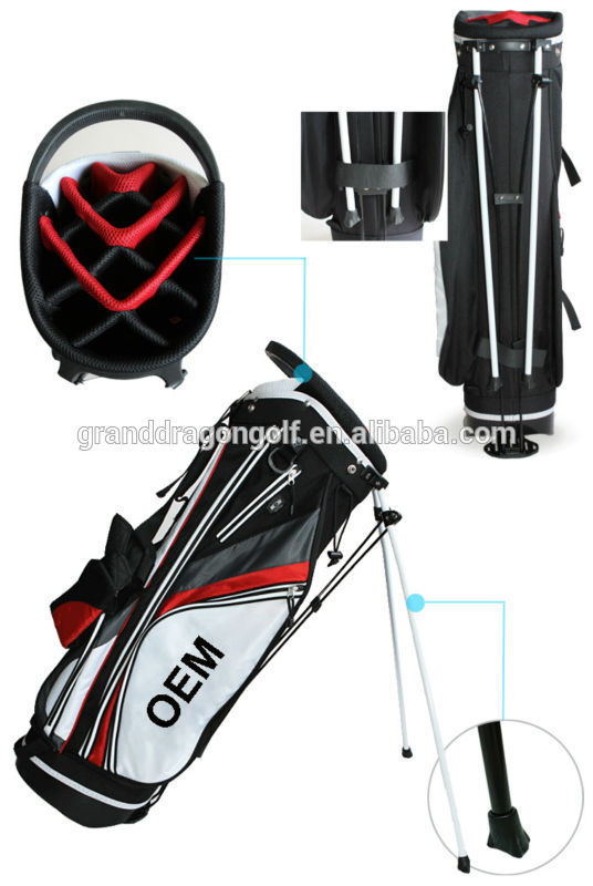 Golf Stand Bag,stands for golf bags,Cheap golf bag