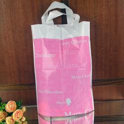 wholesale cheap fancy bio degradable pp shopping bag plastic bag