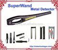 profesional de mano superwand buscador de oro detector de metales en las ventas