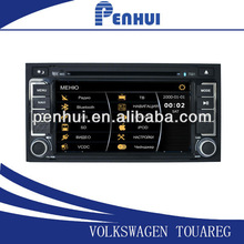 supporting amplfier Volkswagen Touareg Car DVD Player