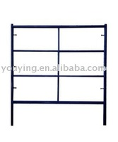 5'x5'Double Box Frame scaffolding with snap lock pin