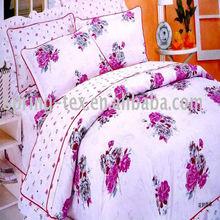 100% cotton Comfortable seersucker bedding set