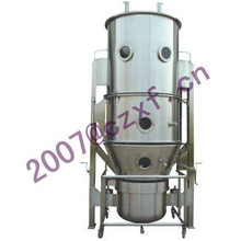 Fluidized drying machine Fluidized granulating equipment