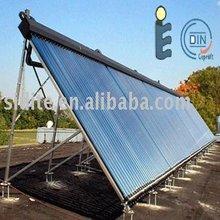 EN12975 Highe Pressurized Heat Pipe vacuum tube solar collector