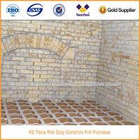 42 Tons Per Day Ceramic Frit Glass Fusing Kiln