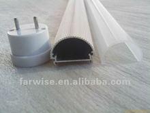 t8 fluorescent led lighting tube cover