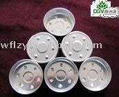tealight use aluminium tealight candle cup