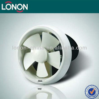 6 inch Round shape Basement window exhaust fan
