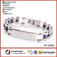 Titanium energy product ornament bio bracelets