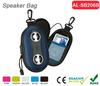 AL-SB206 PU+EVA cover bag speaker sounder /portable speaker case/EVA speaker case