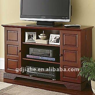 Muebles para el hogar laminado soporte de la tv laca alto soporte de la tv mo...