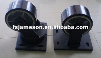 Polyurethane Caste-iron Casters-extra super heavy duty castor