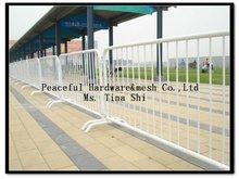 Bicycle rack barricade