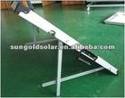 100 Watt Folding Solar Panel Kit for camping or caravan