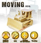 2014 creating product wood 3D rc car toy