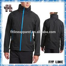 black color fashion custom sports tracksuit, training suit for men
