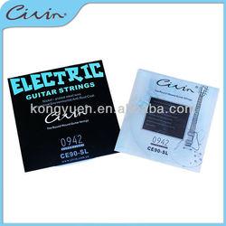 High quality guitar string manufacturer