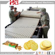 japanese crisp rice cracker equipment