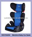 siège de voiture Meinkind MK518 sécurité de bébé gonflable automatique avec ECE R44 / 04
