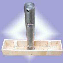 Stainless Steel Rod Holder Machinery Sliding Pivot