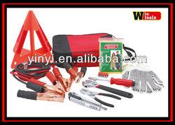 YYS12048 20-piece Car roadside emergency kits