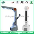 shenzhen 2012 hot selling solar crank desk lamp