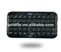 Portable Bluetooth Keyboard with CE (mini wireless bluetooth keyboard/bluetooth wireless keyboard/2.4g wireless keyboard)