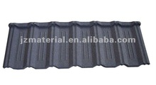 anti-fade colorful stone coated metal roof tile/ natual color harvey metal roofing tiles/eco safe metal roof tiles sheet