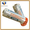 de alta capacidad de níquel metal hidruro batería recargable
