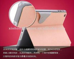 mobile phone bags&cases for Ipadmini smart cover for Apple Ipadmini cover Cover book type for Ipadmini
