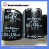 dip capacitor 4.7uF 450V 10x13mm DIP ceramic capacitors DIP E-CAP elecrtronic components electronic parts