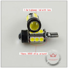 Error free! T15 high power auto led bulb with canbus