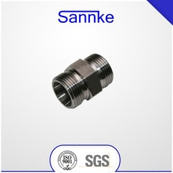 hidraulicos male connector male hydraulic fittings DIN2353 standard tube fittings