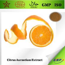 GMP Natural Citrus Aurantium Extract Powder 6%-98% Synephrine Hesperidin