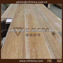 Long board oak flooring 3 layer