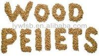 High quality Wood Pellet, wood pallets:6-12mm,bulk wood pellets