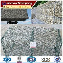 stone holding cage netting,stone gabion cage,stone cage/gabion box