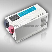 6000 watt pure sine wave power inverter 12v 220v with charger
